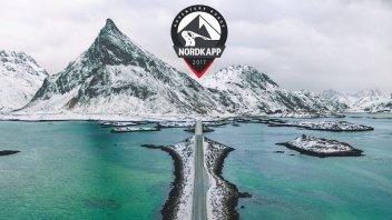 News Prodotto: Da Oslo a Capo Nord con la Honda CRF1000L Africa Twin