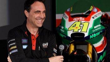 "SBK: Albesiano: ""Aprilia will soon be back on the podium"""