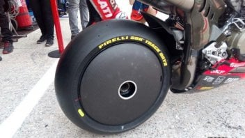 SBK: Ducati 'hub cap', the devil is in the detail