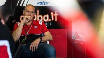"""SBK: Marinelli: """"Ducati vincente anche con Melandri, non solo con Davies"""""""