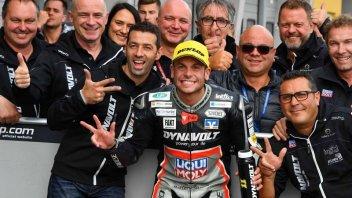 Moto2: Mercato piloti: la Superbike aspetta Sandro Cortese nel 2018
