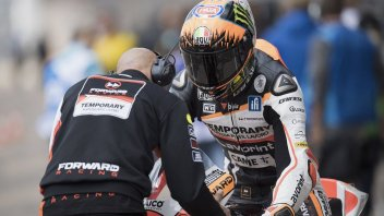 Moto2: Marini stops, will not race at Sachsenring