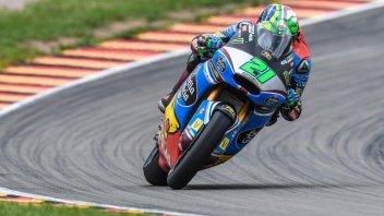 Moto2: Morbidelli padrone del Sachsenring