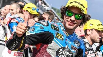 Moto2: Morbidelli: sto scoprendo di essere un vincente
