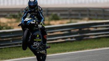 Moto3: CEV: doppietta di Dennis Foggia a Valencia