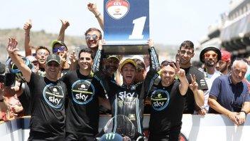 Moto3: Foggia: l'Academy una famiglia, Valentino un amico