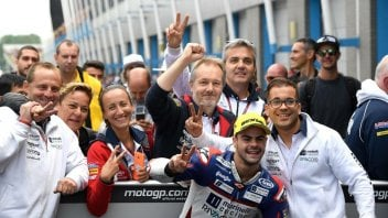 Moto3: Official: Fenati in Moto2 with team Snipers in 2018