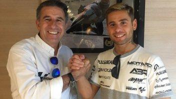 MotoGP: Alvaro Bautista e Aspar insieme anche nel 2018