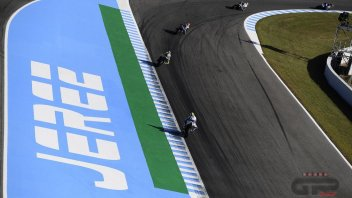 MotoGP: New asphalt for the Jerez track