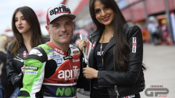 MotoGP: Aprilia: Sam Lowes' stock is rising