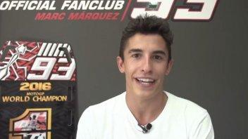 MotoGP: Marquez: Valentino è un grande, lo rispetto al 100%