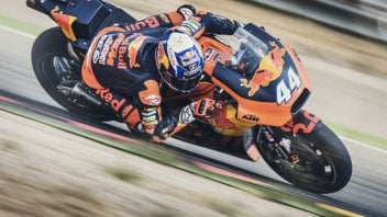MotoGP: KTM test at Aragon: Oliveira rides the RC16