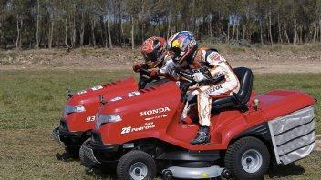 MotoGP: Marquez VS Pedrosa: photo finish a 8 Km/h