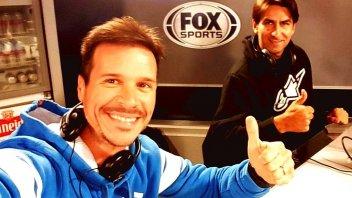 MotoGP: Sebastian Porto: Valentino Rossi è il Maradona delle moto