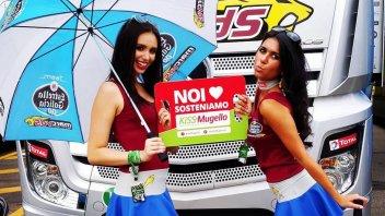 MotoGP: 'Kiss Mugello' dona alla Fondazione dell'Ospedale Pediatrico Meyer