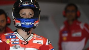 MotoGP: Dovizioso: Tyre performance threw me off