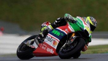 MotoGP: A. Espargarò: Ho il miglior passo gara di tutta la stagione