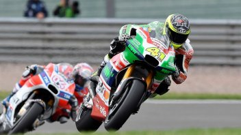 MotoGP: A. Espargaró: I thought I was closer to the podium