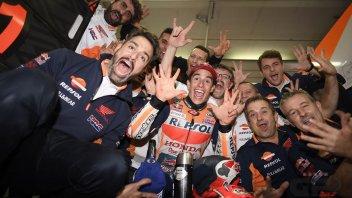 MotoGP: Marquez: questa è per Hayden, non potevo non vincere
