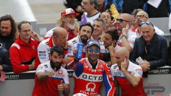 MotoGP: Petrucci: Staying with Ducati Pramac a choice of the heart