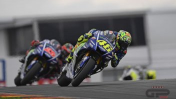 MotoGP: Rossi: Without the new frame it would have been a Waterloo