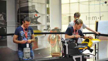 """News Prodotto: Ducati Summer School """"Fisica in Moto"""" 2017: al via la VII edizione"""