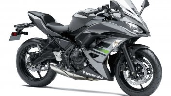 News Prodotto: Kawasaki Ninja 650 e Z650 MY 2018: