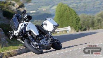 Moto - News: Ducati, aumento di cilindrata per la Multistrada: arriva la 1260