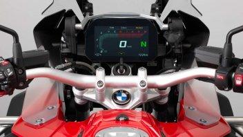 Moto - News: BMW Motorrad: Connectivity, l'optional che mancava