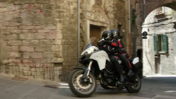 News Prodotto: Ducati Multistrada 950 - Italian Extraordinary Journeys: Perugia - VIDEO