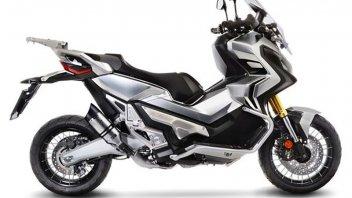 News Prodotto: Nuovo Leovince LV Pro per Honda X-ADV