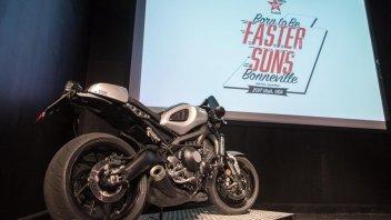 News Prodotto: Yamaha XSR 900 alla conquista dello Utah