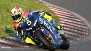 SBK: 8 Ore Suzuka: Honda ancora davanti nei test... ma con Aegerter