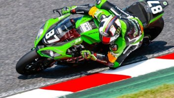SBK: Haslam: Suzuka? This time I want more than second place