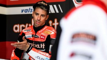 SBK: Melandri: The Lausitzring? Hard to be competitive without the test