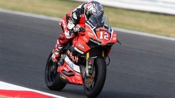 SBK: Stock1000: Rinaldi più veloce della pole 2016 al Lausitzring