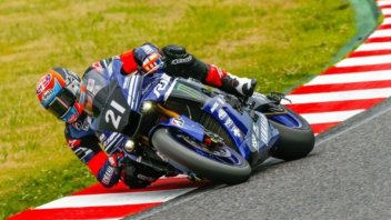 SBK: 8 Ore Suzuka: Yamaha imprendibile nelle qualifiche, 2^ Suzuki