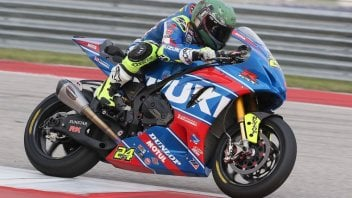 SBK: Suzuki ready to return to Superbike with Toni Elias