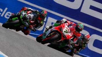 SBK: Davies triumphs at Laguna and honours Nicky Hayden