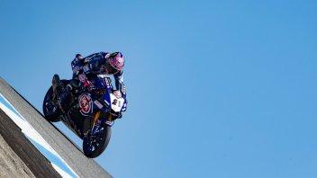 SBK: I piloti Yamaha in coro: tanti problemi in ingresso curva