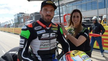 Moto2: De Angelis replaces Simeon at Silverstone