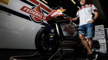 Moto2: Navarro resta con il team Gresini anche nel 2018