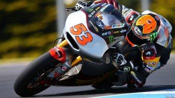 Moto2: Rubata la Moto2 con cui Rabat vinse il titolo nel 2014