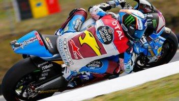 Moto2: Marquez fa sua la FP3 a Brno, Morbidelli 2°