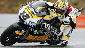 Moto2: Tom Luthi torna alla vittoria a Brno