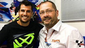 Moto2: Simone Corsi firma con il team Tasca per il 2018