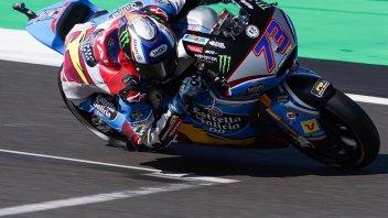 Moto2: FP2: Marquez attacca e si prende la vetta, 3° Pasini