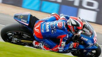 Moto2: QP: Terza pole 2017 di Pasini a Silverstone