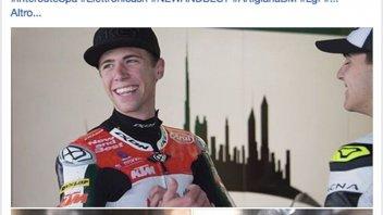 Moto3: Infortunio per Darryn Binder, non sarà a Brno