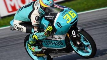 Moto3: Mir porta Leopard al settimo cielo in Austria